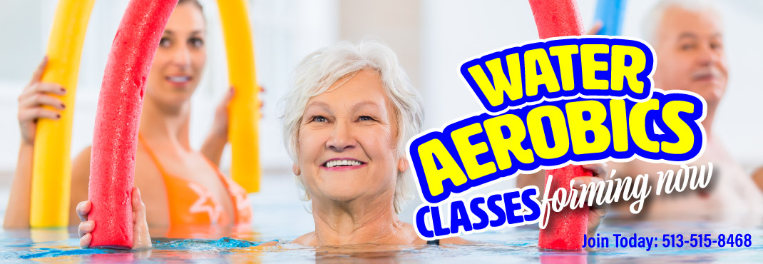 Water Aerobics Classes