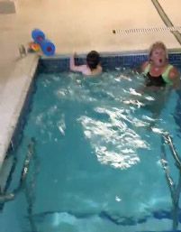 swim lesson video